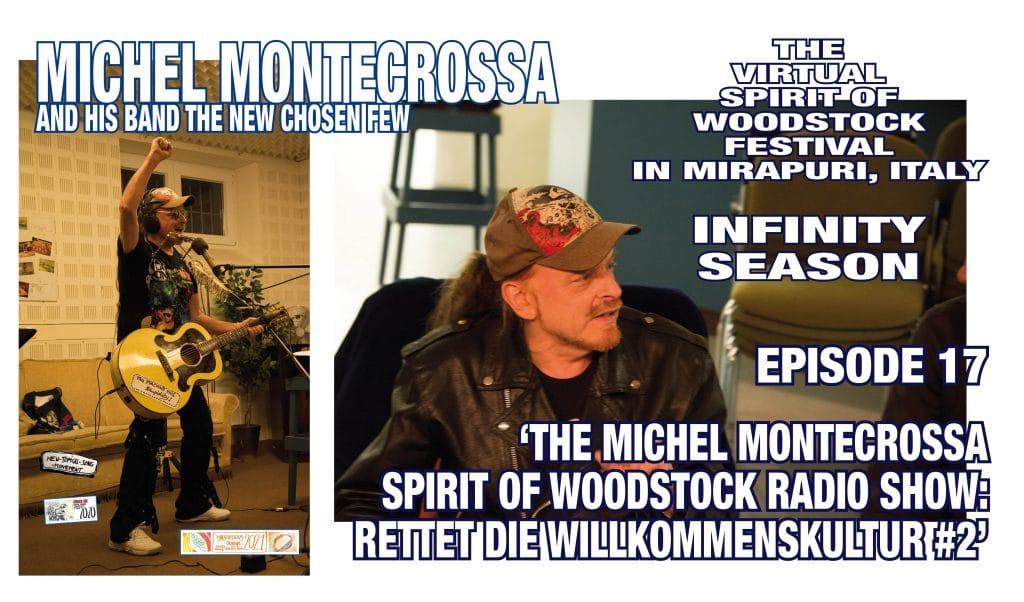 Virtual Spirit of Woodstock Festival, Infinity Season, Episode 17